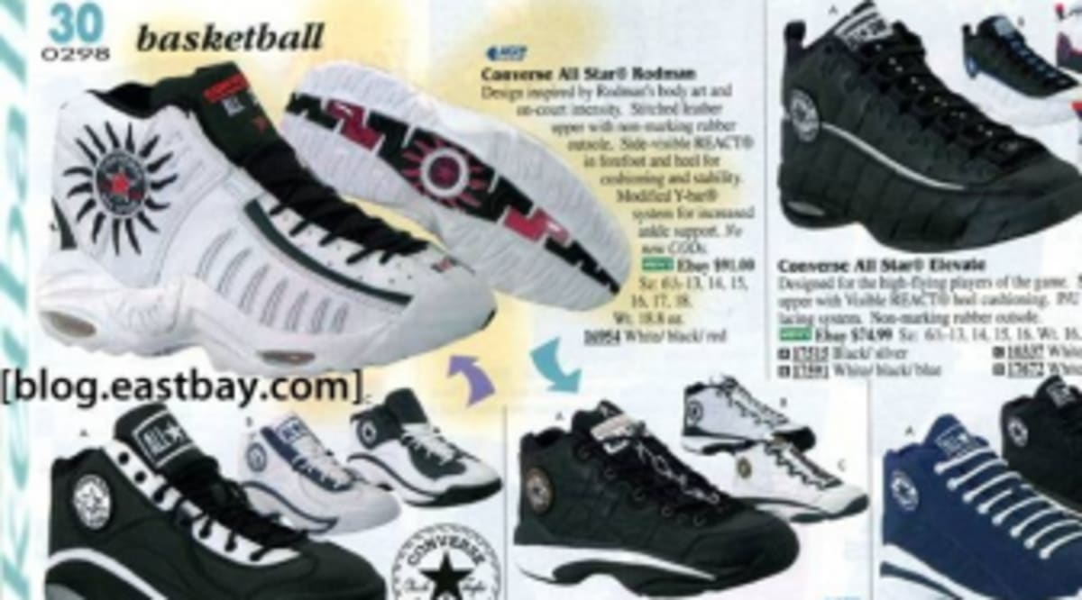 4c1ae3920 Eastbay Memory Lane  Converse Basketball 1998