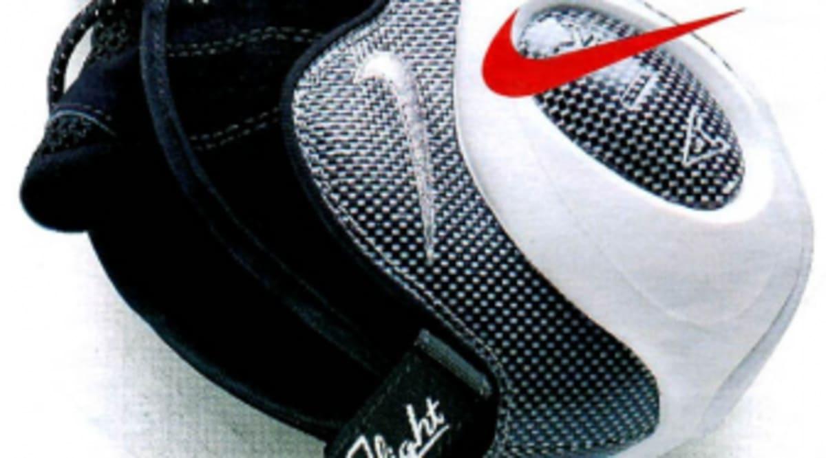 Vintage Ad: Nike Zoom Flight '95
