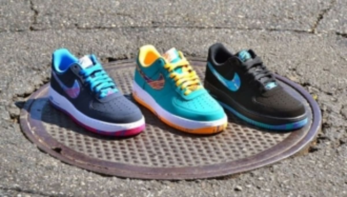 Nike Air Force 1 Low - Marbled Swoosh Pack  8eed04c288
