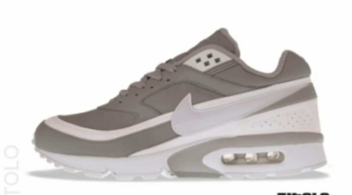 release date: 1bf96 70fbb Nike Air Classic BW - Medium Grey White