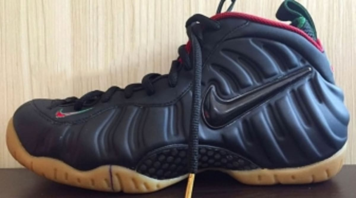 sports shoes 010d9 a573b The Nike Foamposite Pro Gets a High Fashion Makeover   Sole Collector