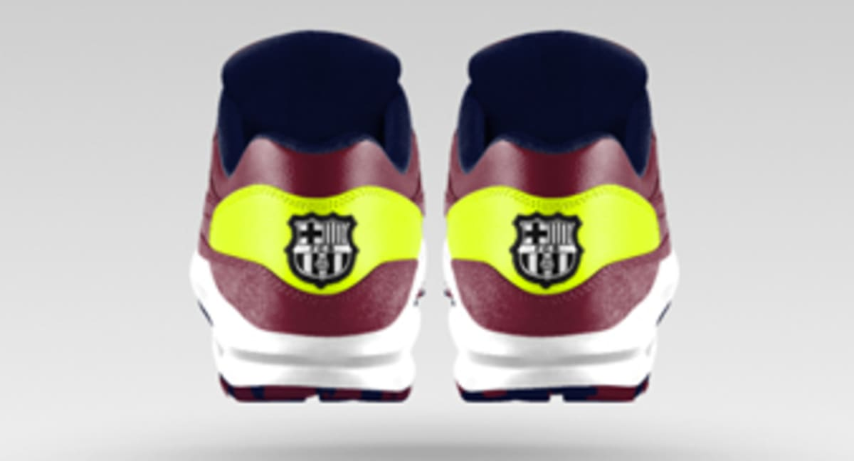 Nike Air Max 1s for Fans of FC Barcelona and Paris Saint-Germain ... d27c243a49
