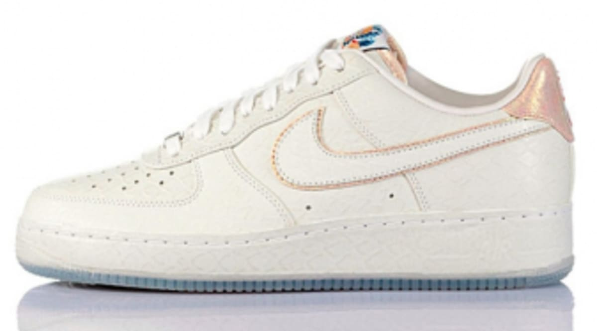 f79033477df0 Nike Air Force One - Year of the Dragon - Fall Special Edition ...