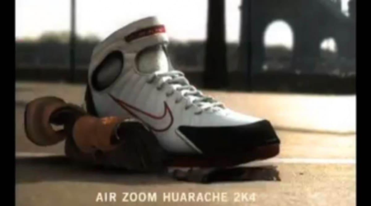 Classic Commercial  Nike Air Zoom Huarache 2K4  e03bb1a8aa