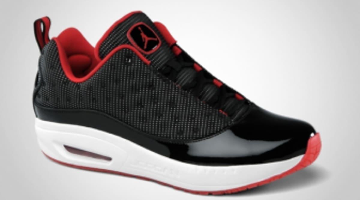 0f8431710d8 Jordan CMFT Viz Air 13 - Black/Sport Red-White - New Images | Sole Collector