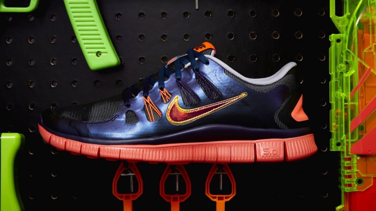 1042f18c3dc0 Doernbecher Freestyle 10    Nike Free Run 5.0 by Jake Dering