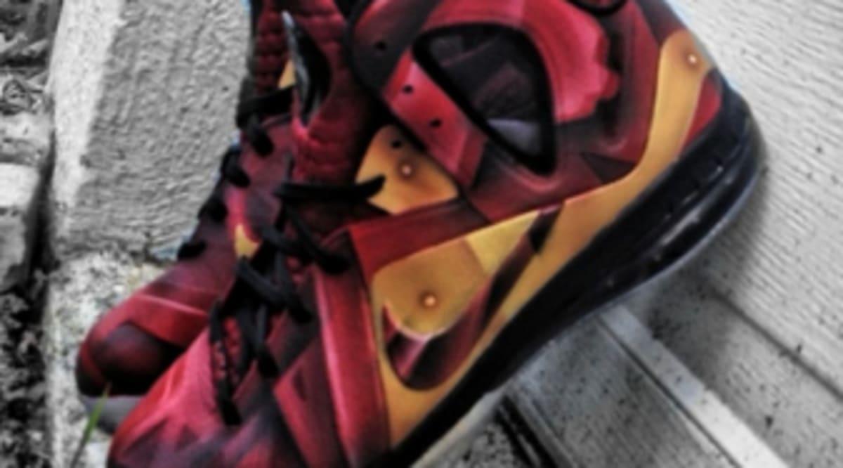 buy online c7938 28104 Nike LeBron 9 P.S. Elite