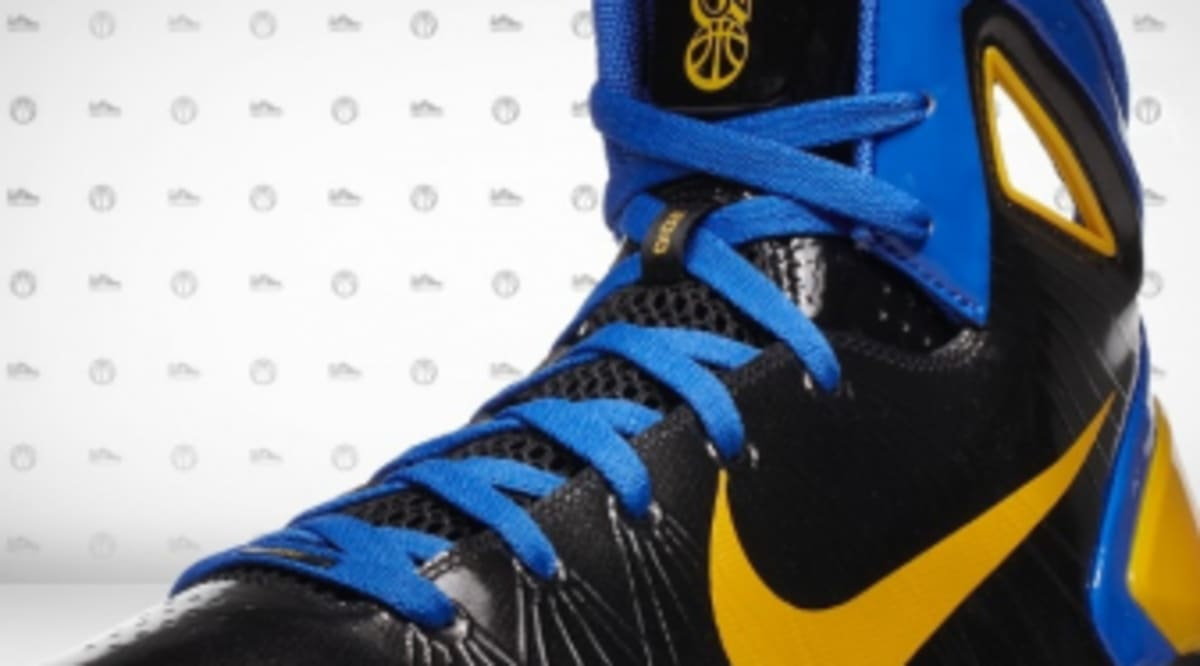 watch 5291c b3c24 Nike Hyperdunk 2010 - Stephen Curry Away Player Exclusive   Sole Collector