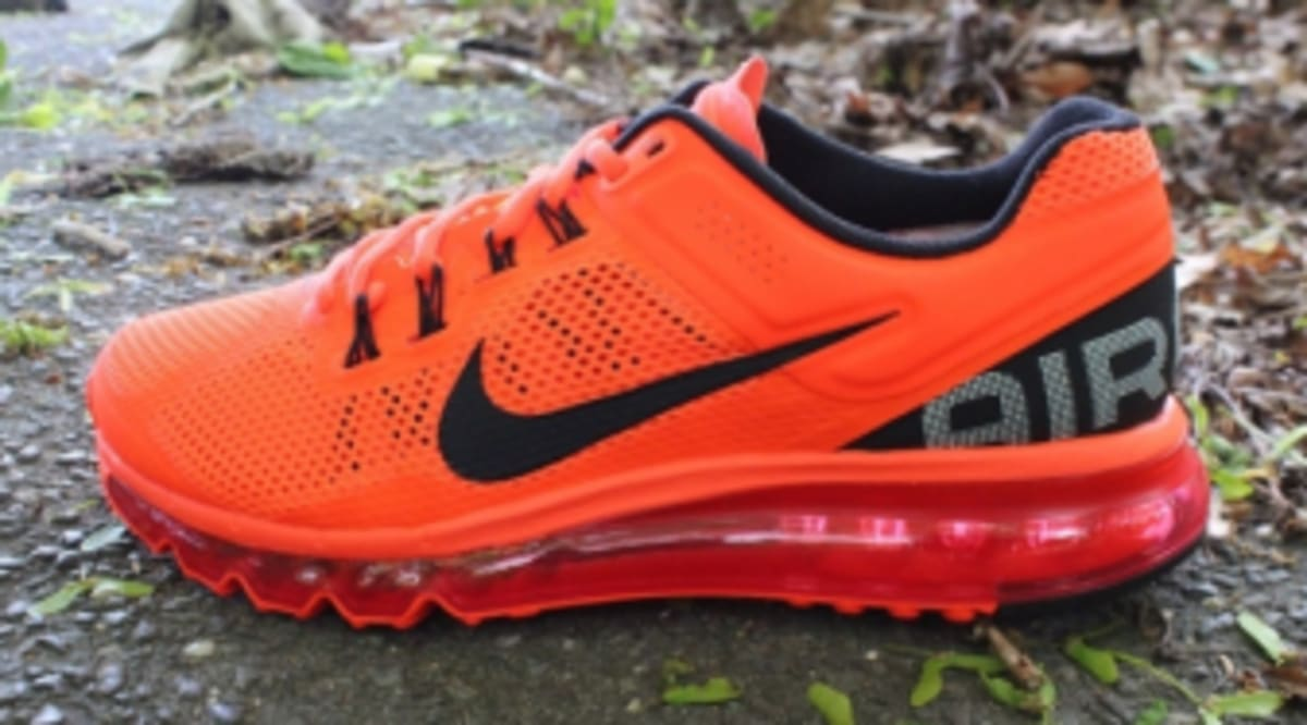 on sale 6d12a c1bee Nike Air Max+ 2013 - Total Crimson   Sole Collector