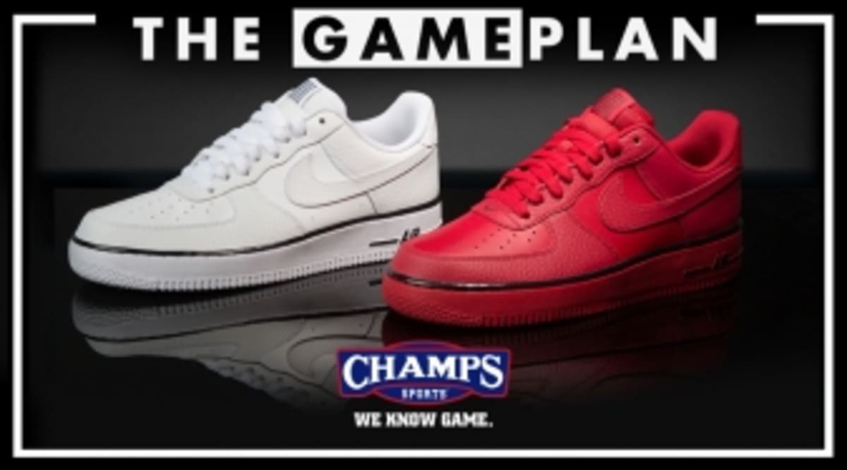 9667bcdabed75 The Game Plan by Champs Sports Presents the Nike Pivot Pack