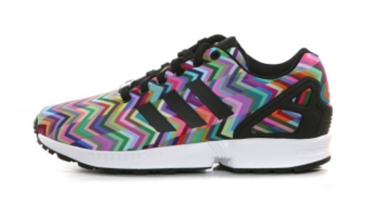 a160750f87a For Anyone Who Missed the 'Multicolor Prism' adidas ZX Flux | Sole ...