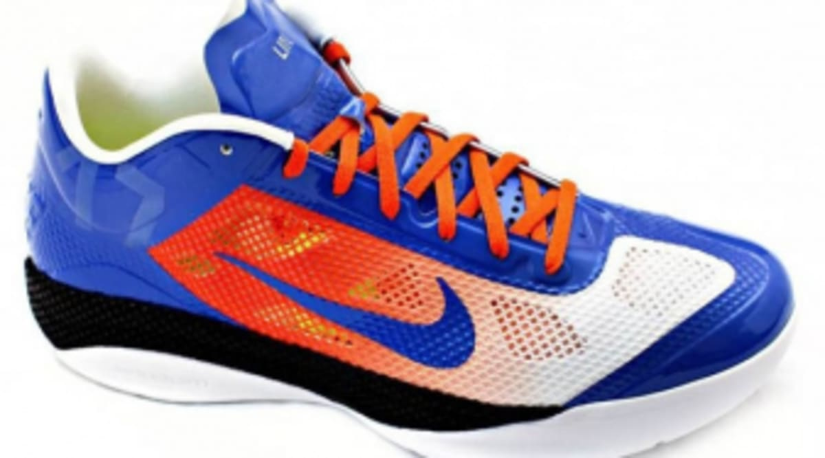 watch 56ee6 7d00a Jeremy Lin s Nike Zoom Hyperfuse Low iD