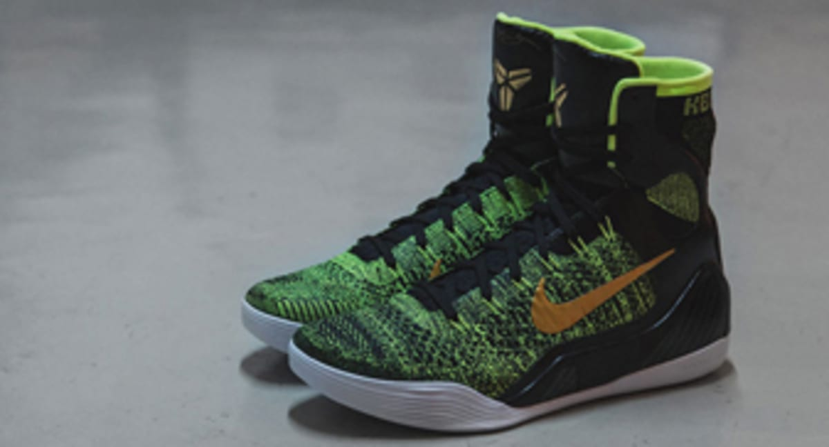 huge discount 44dd0 e561f Release Date  Nike Kobe 9 Elite  Victory    Sole Collector