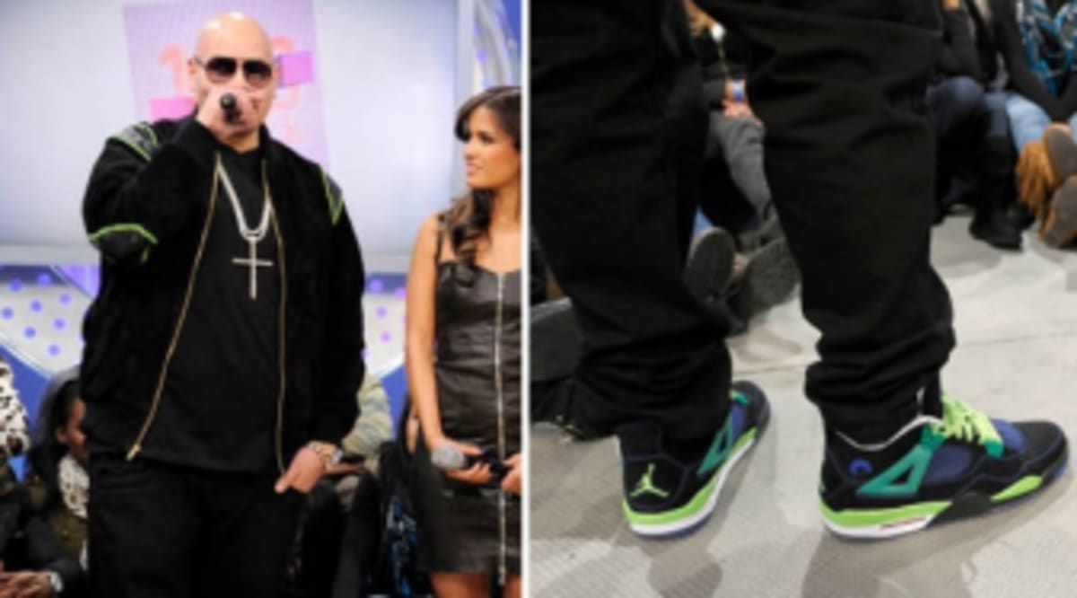 Sole collector celebrity sneaker watch 1 sole collector for Celebrity sneaker watch sole collector