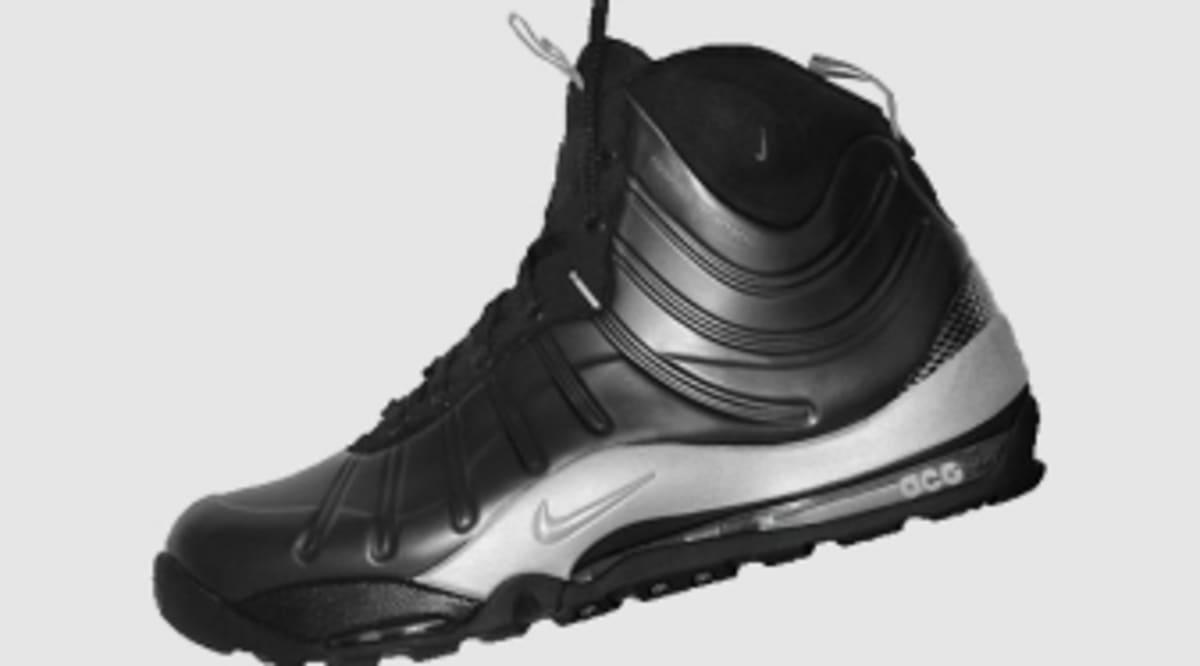 dfcdb89a20027 Nike Air Max Posite Bakin  Boot - Black   Red