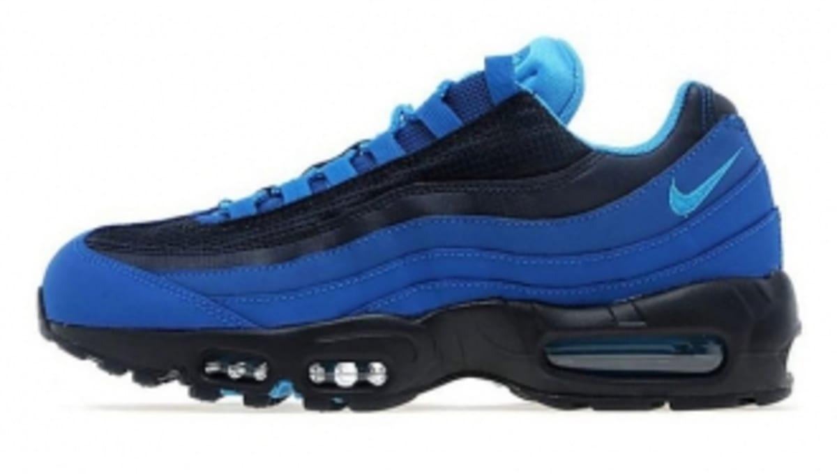 Nike Air Max 95  Military Blue Vivid Blue   dca2caa26