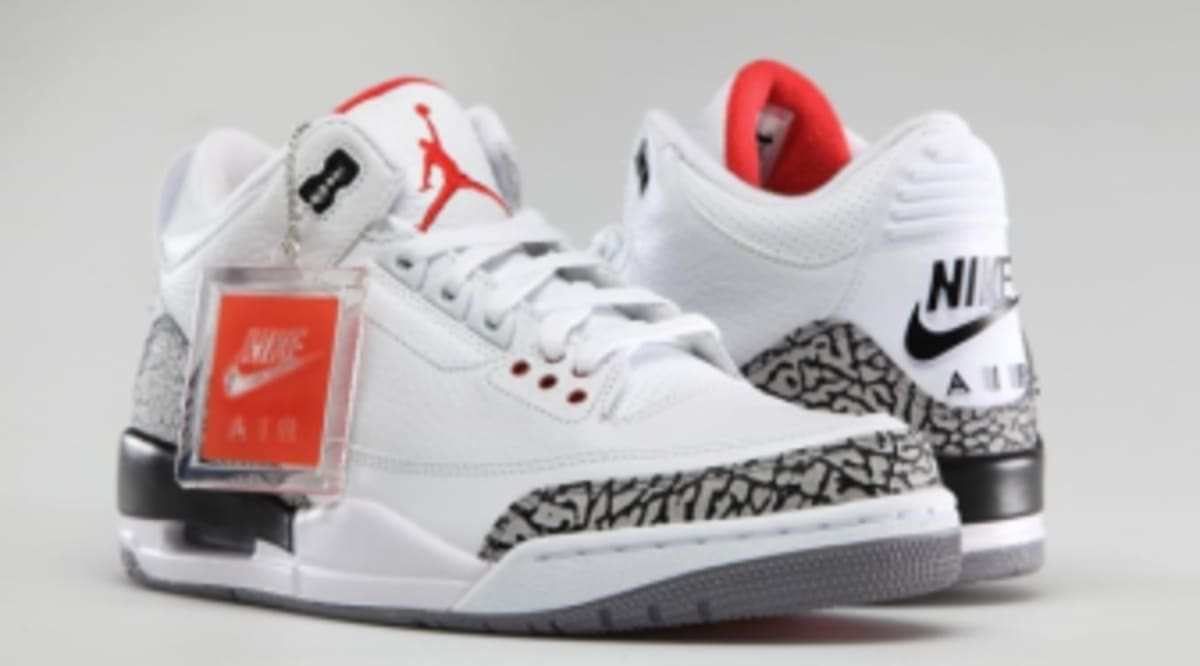 5d13e8befc9db5 Air Jordan 3 Retro  88 - Official Details