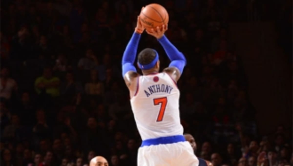Highlight // Carmelo Anthony Scores 62 Points in 'Knicks ...