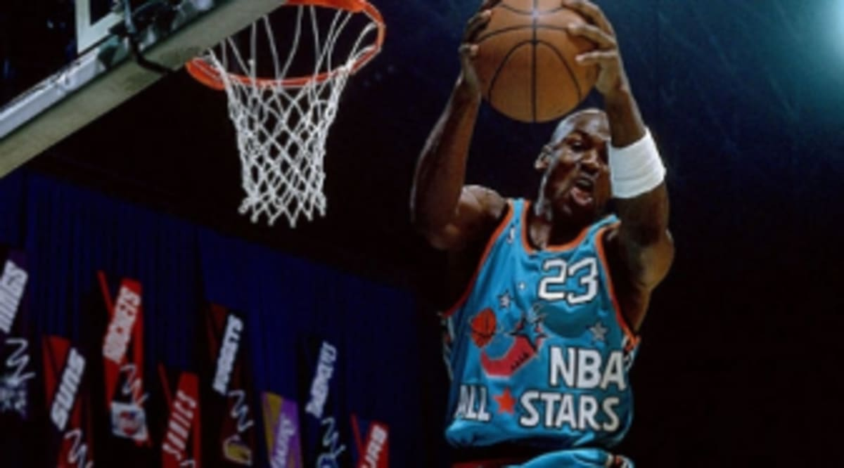6e1157143a8a Mitchell   Ness Celebrates MJ s Birthday With A Release Of His  96 ASG  Jersey