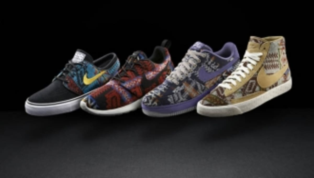 0cf16dad887a Nike iD x Pendleton Collection
