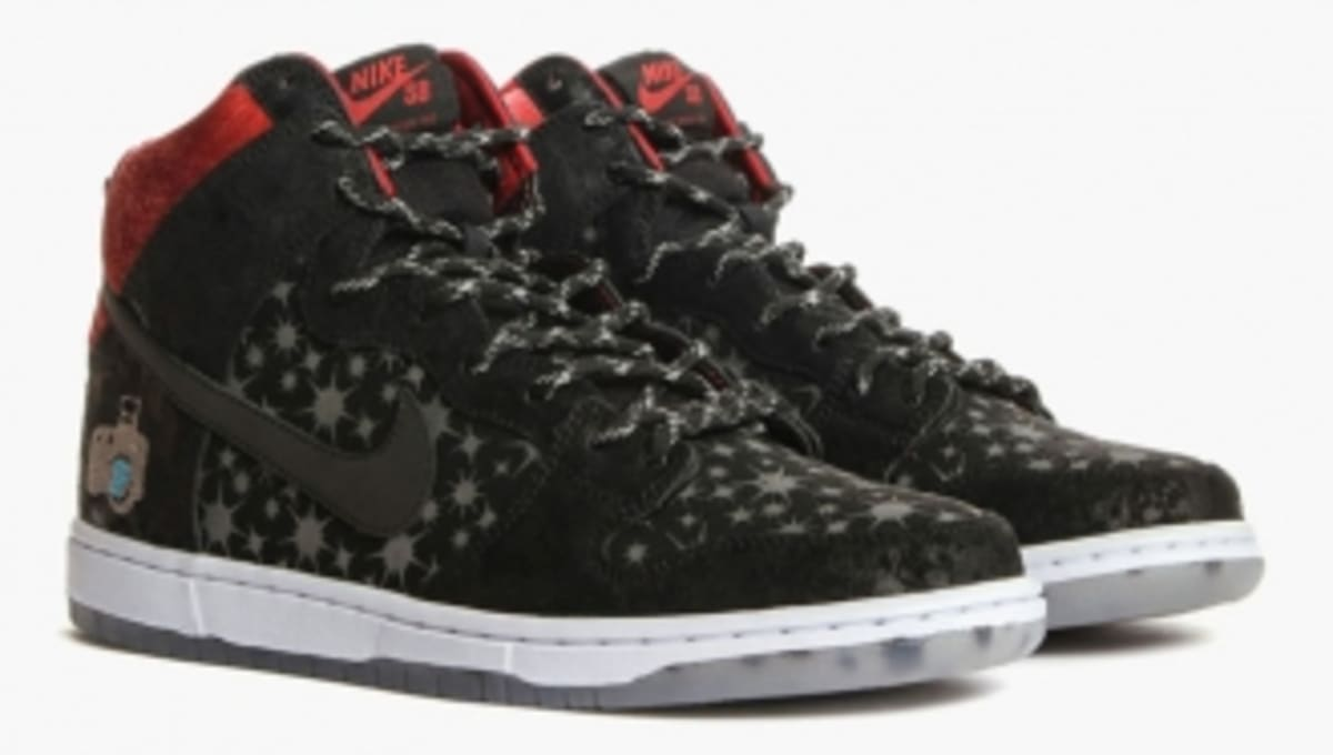 Brooklyn Projects x Nike SB Dunk High  Paparazzi   01b56109c