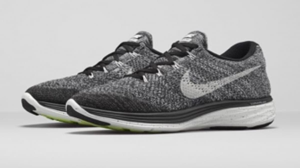 f48ba3531e93a The Least Colorful Nike Flyknit Lunar 3 to Date
