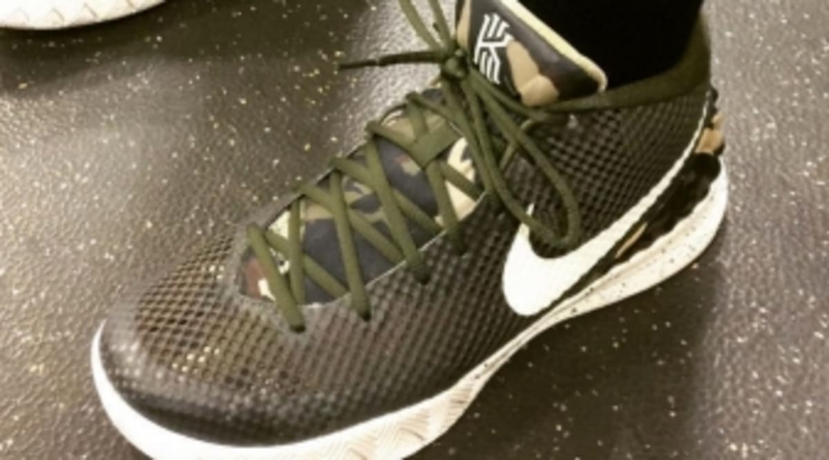 cheaper de4f9 a091c Nike and Kyrie Irving s Veterans Day Sneaker Salute   Sole Collector