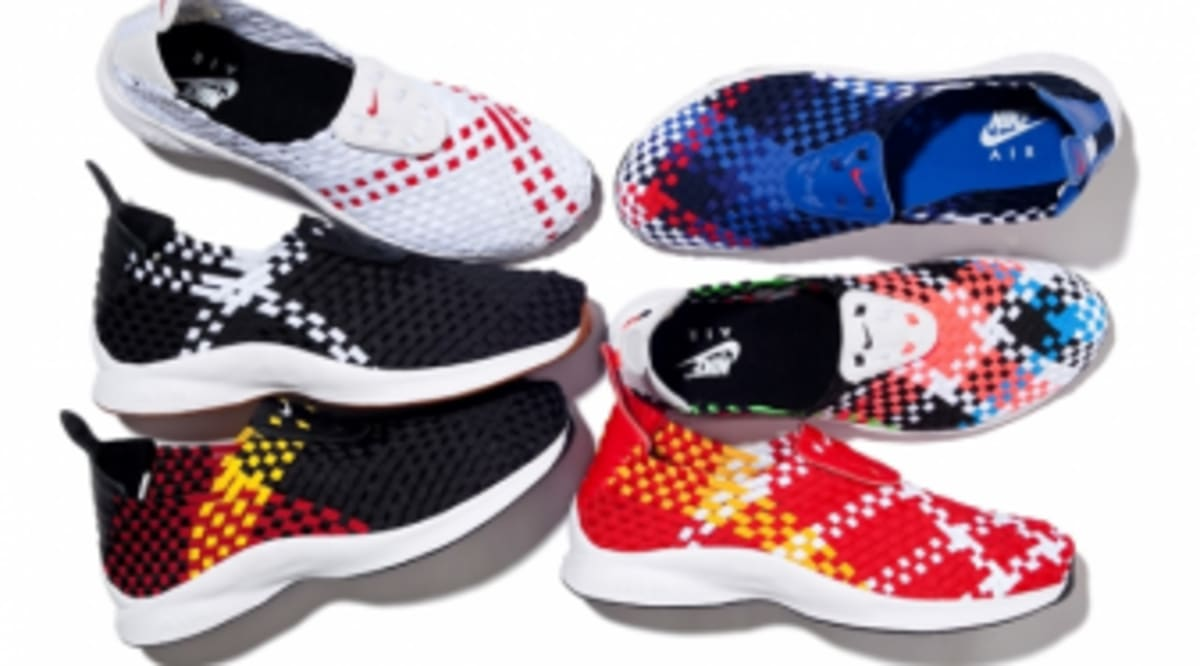 493831180df Nike Air Woven - Spring Summer 2012