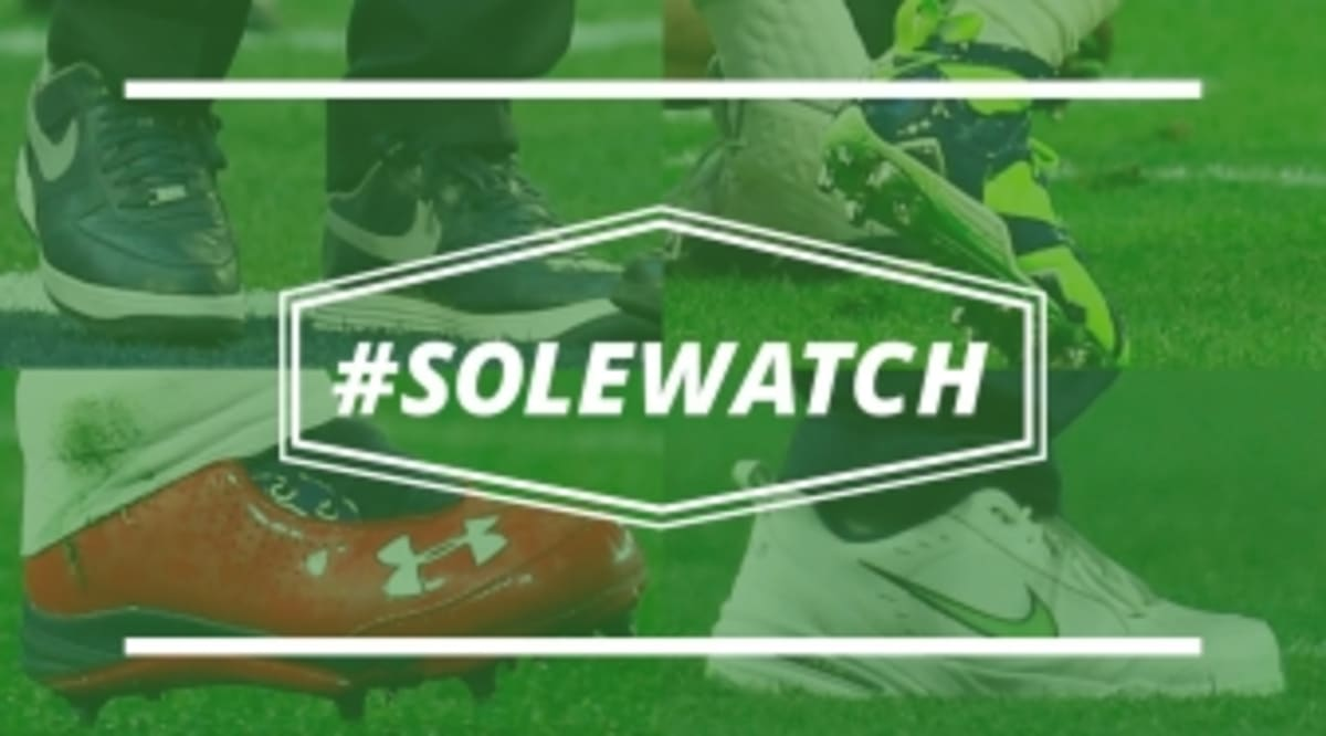 806e022a8  SoleWatch  The Best Cleats Worn in Super Bowl 49