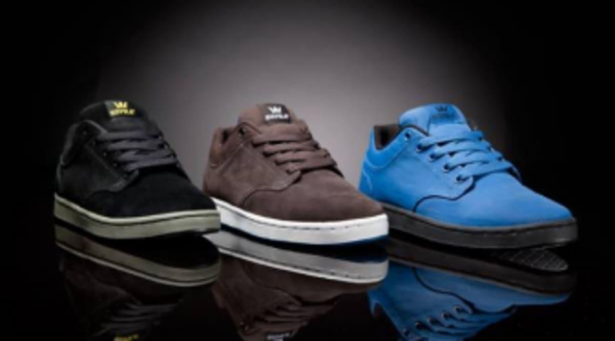 Supra Footwear Dixon Antwuan Dixon Holiday 2011 Collection