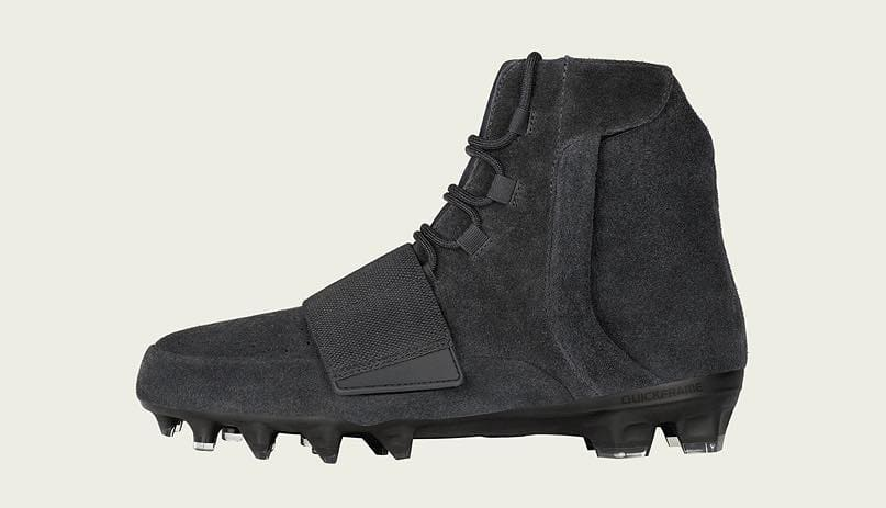 Yeezy 750 Cleat Black