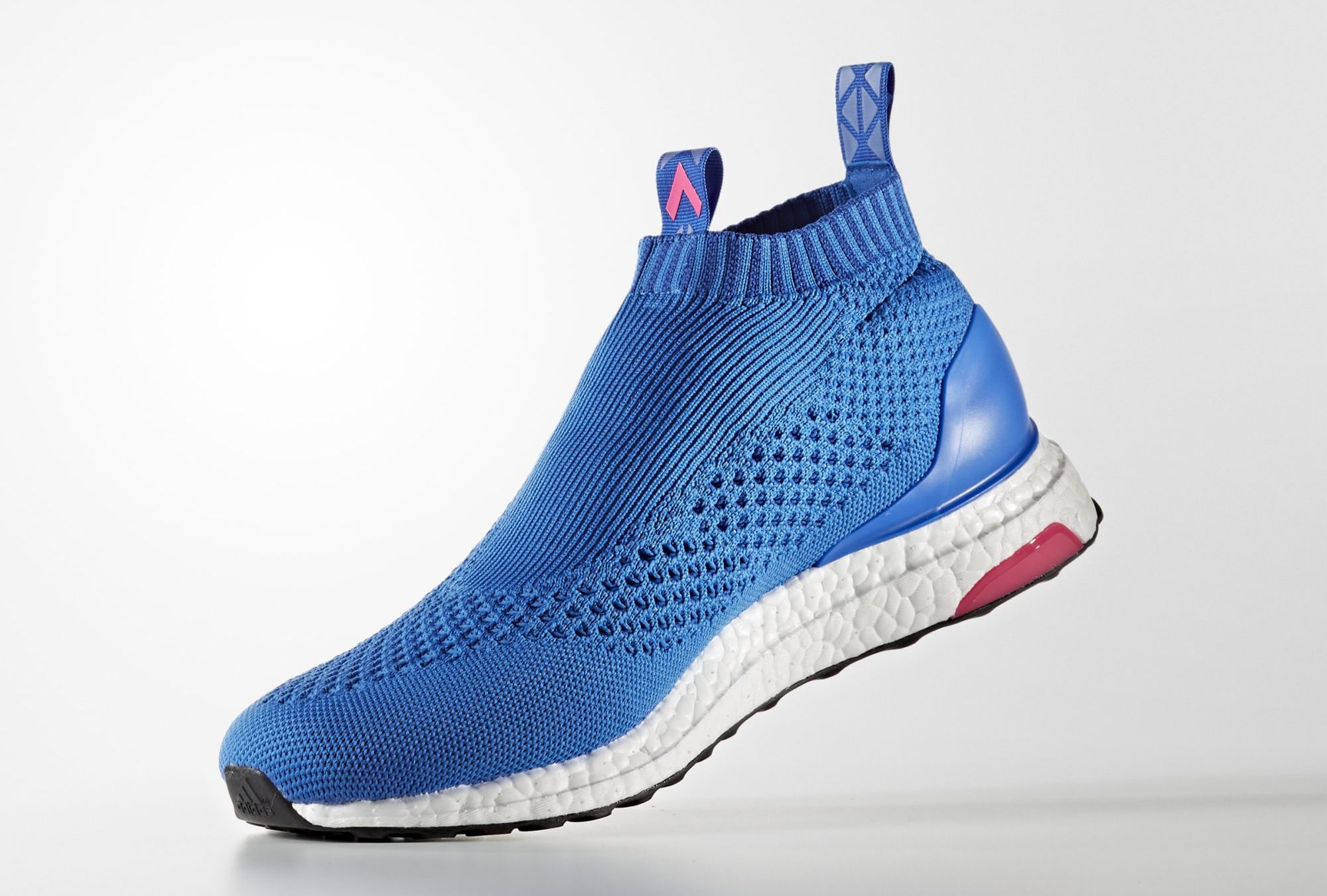 buy online cb36d 89bd0 Adidas Ace 16 Pure Control Ultra Boost Blue Pink BY9090 ...