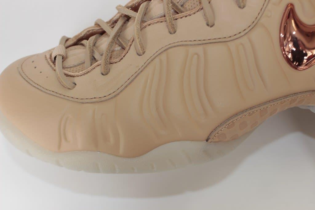 pretty nice 8c0cd 51a57 Nike Air Foamposite Pro AS Vachetta Tan Release Date Toe 920377-200