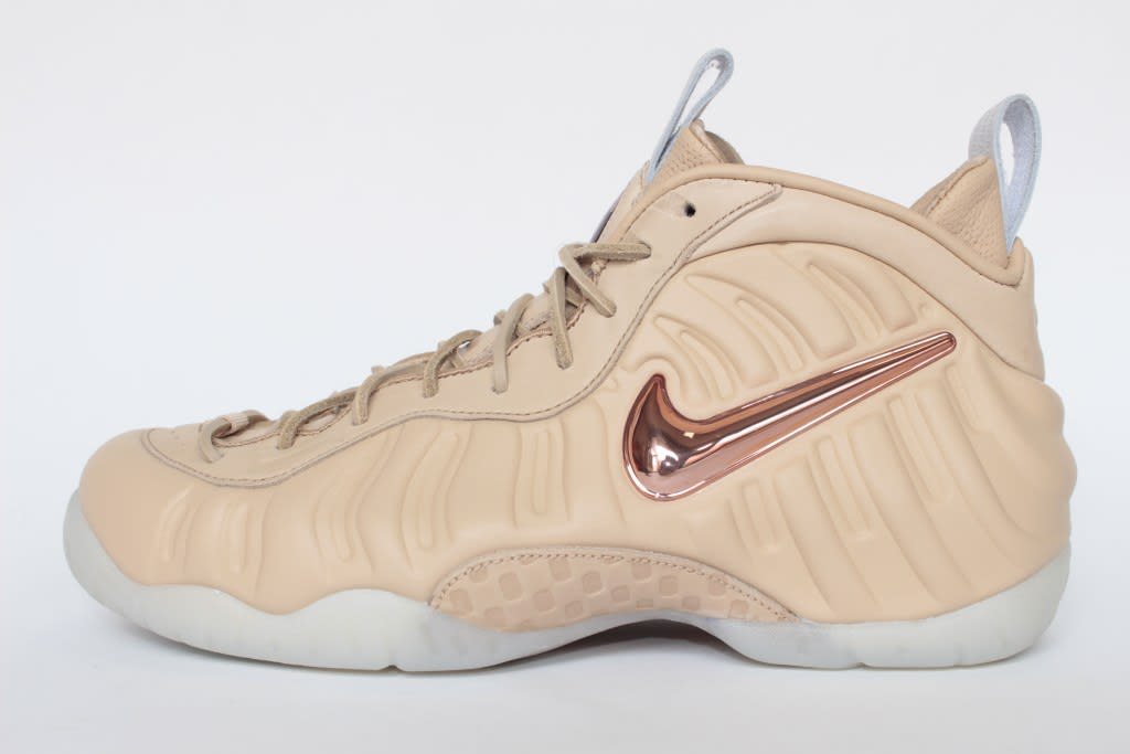 35eae96f7fc93 Nike Air Foamposite Pro AS Vachetta Tan Release Date Profile 920377-200