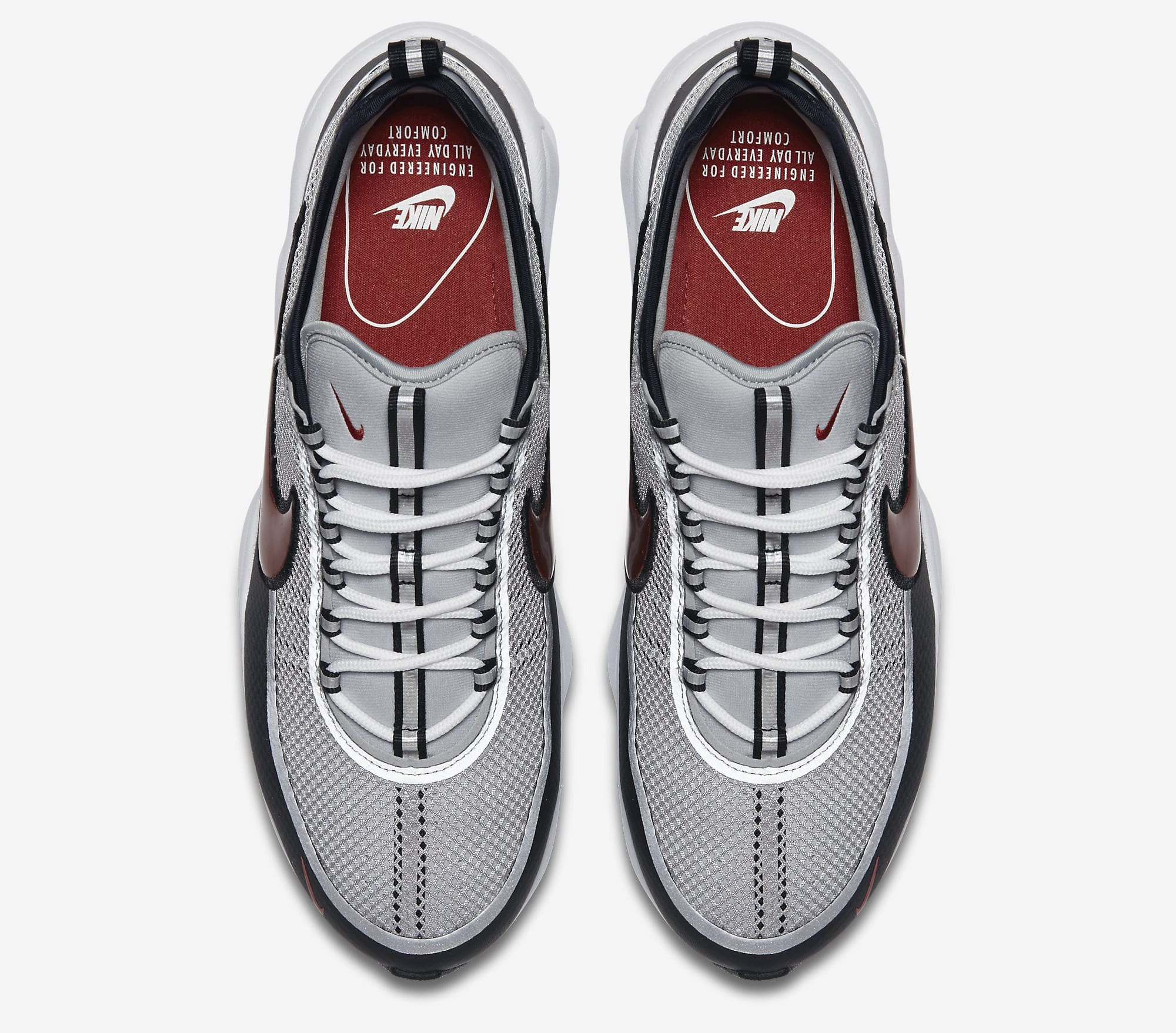 Nike Air Zoom Spiridon Ultra OG 876267-001 Top