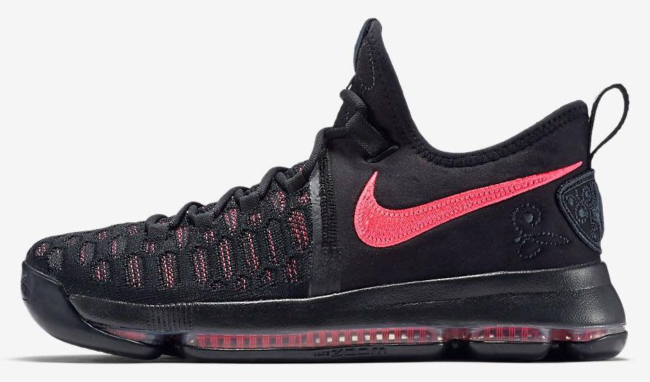Nike KD 9 Aunt Pearl Release Date Profile
