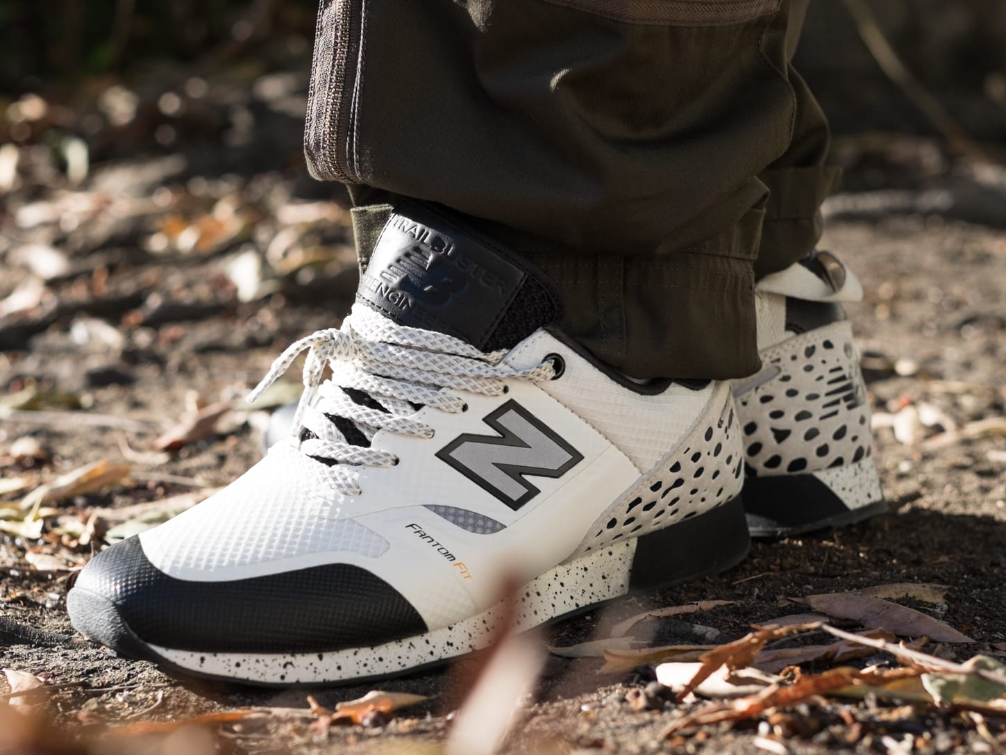 UNDFTD x New Balance Trailbuster Re-Engineered