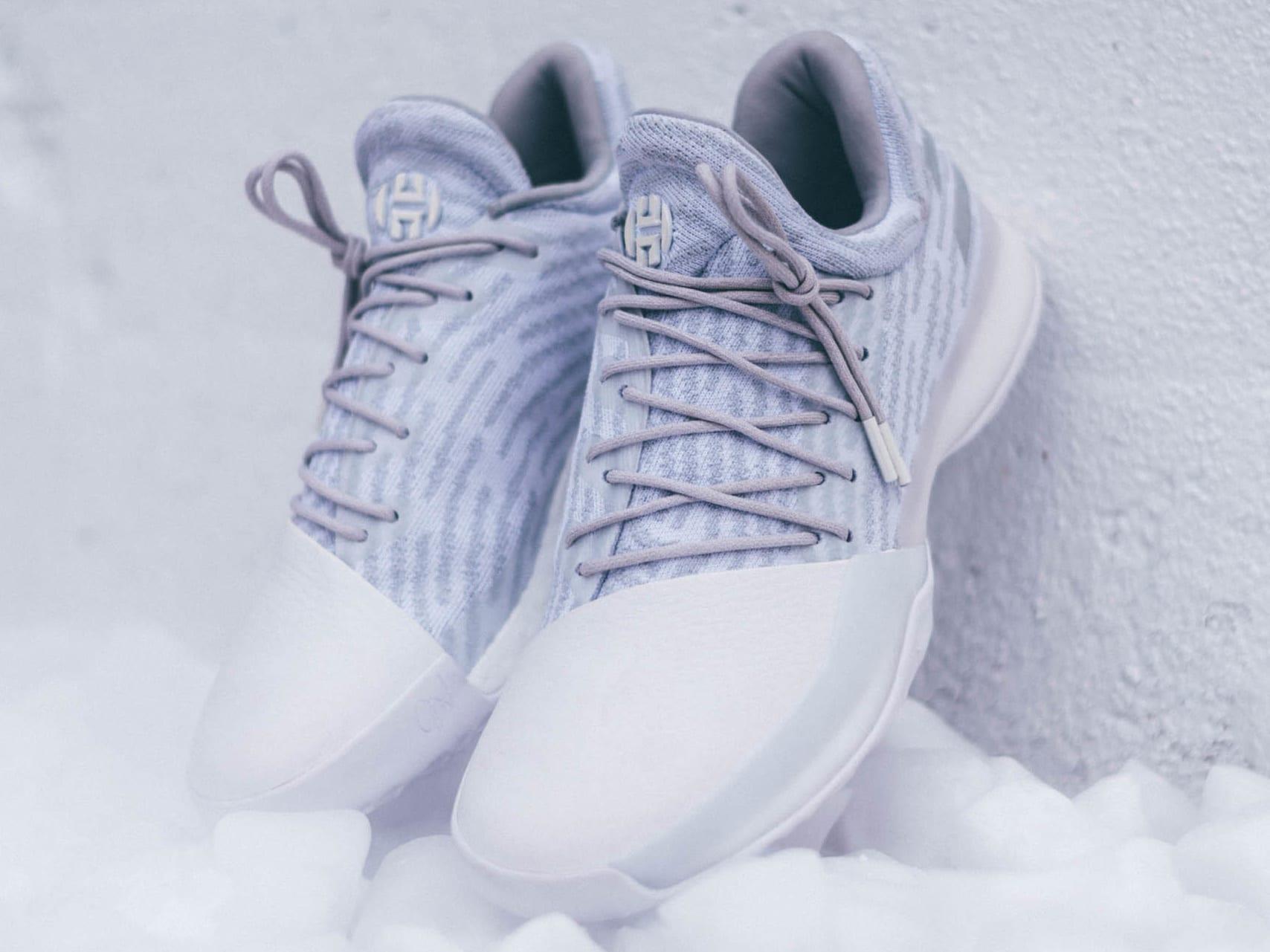 sale retailer 19dfe c6e61 Adidas Harden Vol. 1