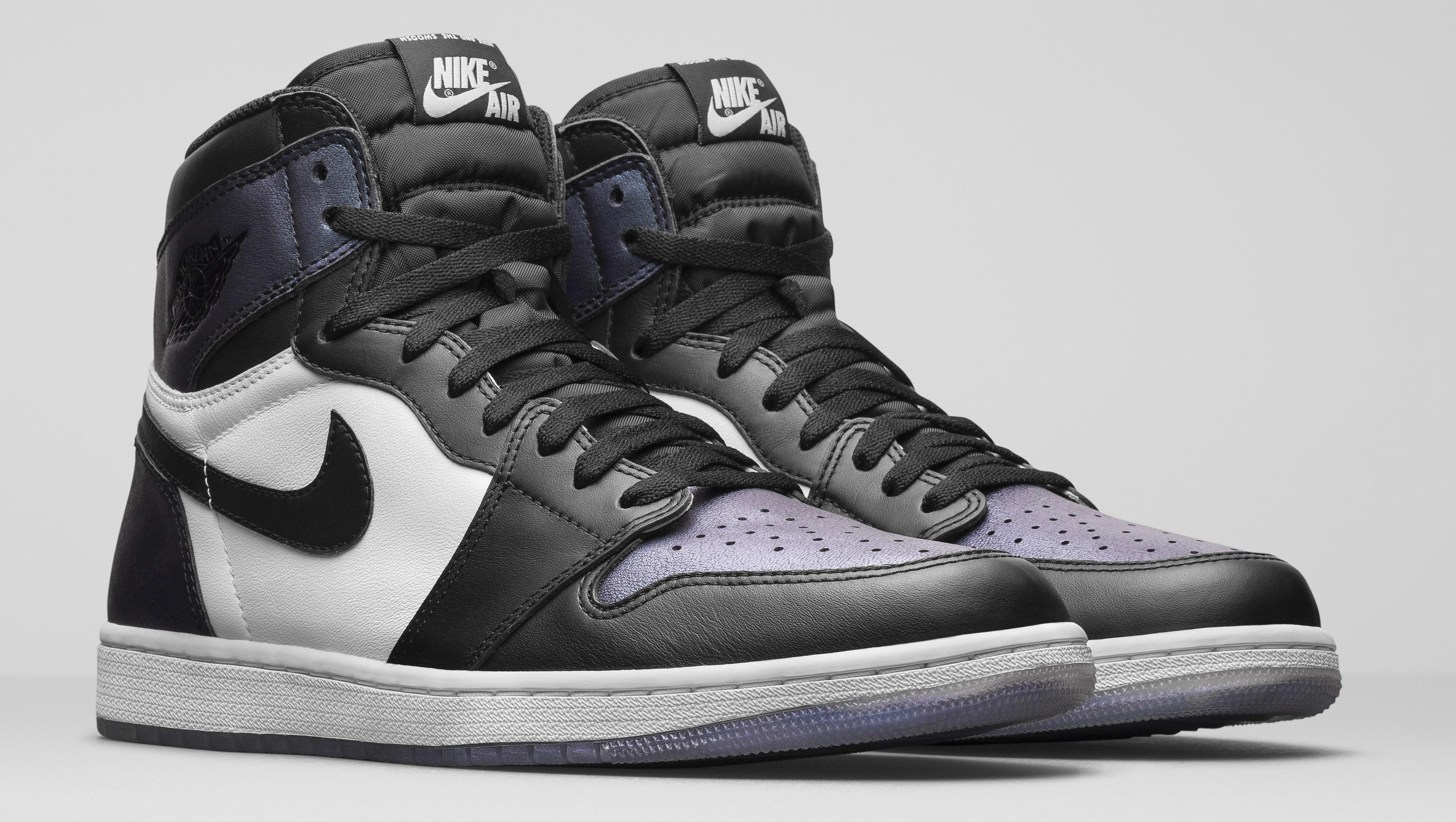 best website 0a981 2609f Image via Nike Air Jordan 1