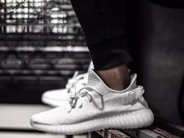 Triple White Adidas Yeezy Boost 350 V2 Reportedly Releasing This