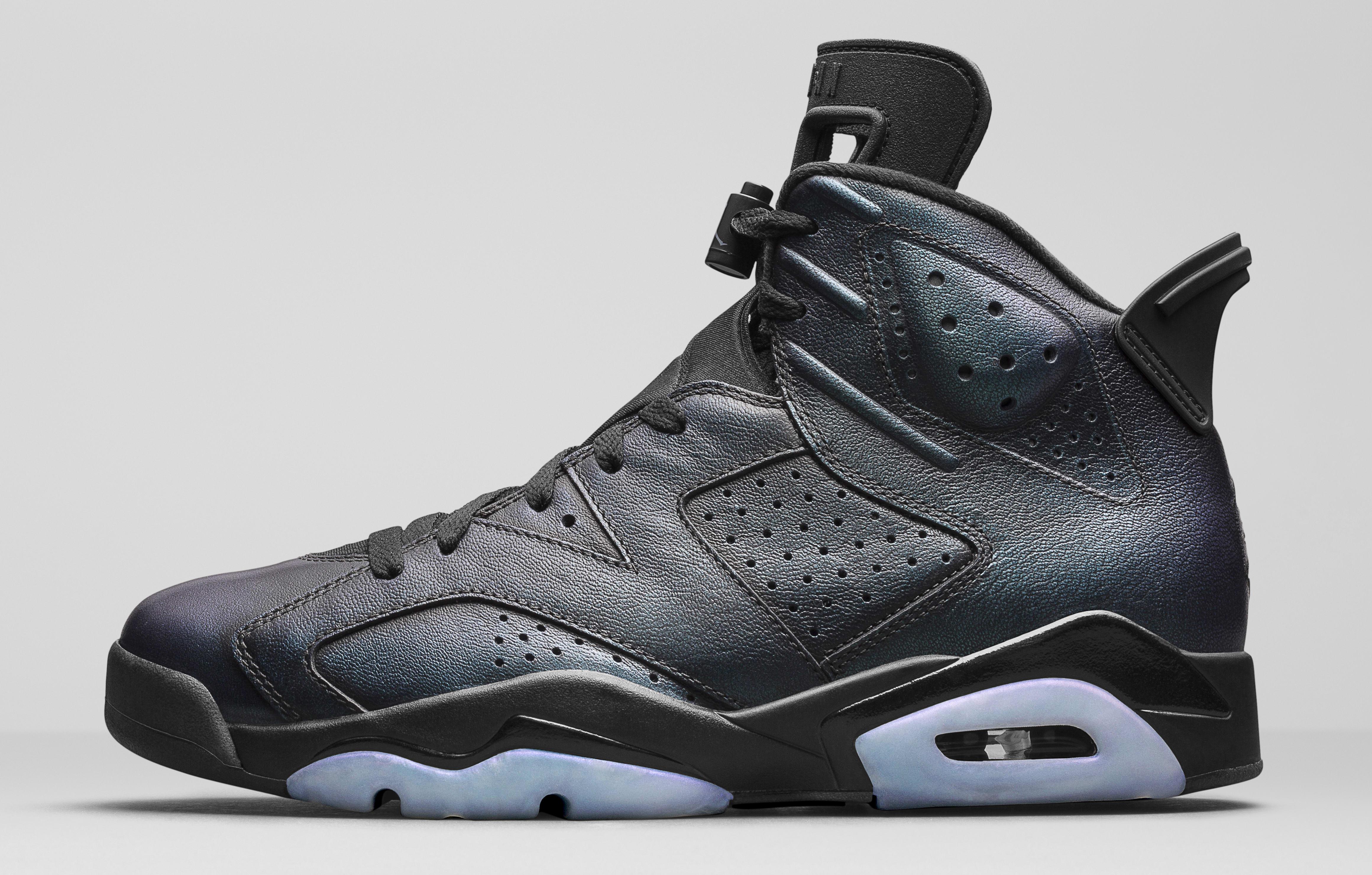 best loved 012ed f59ce Image via Nike Air Jordan 6
