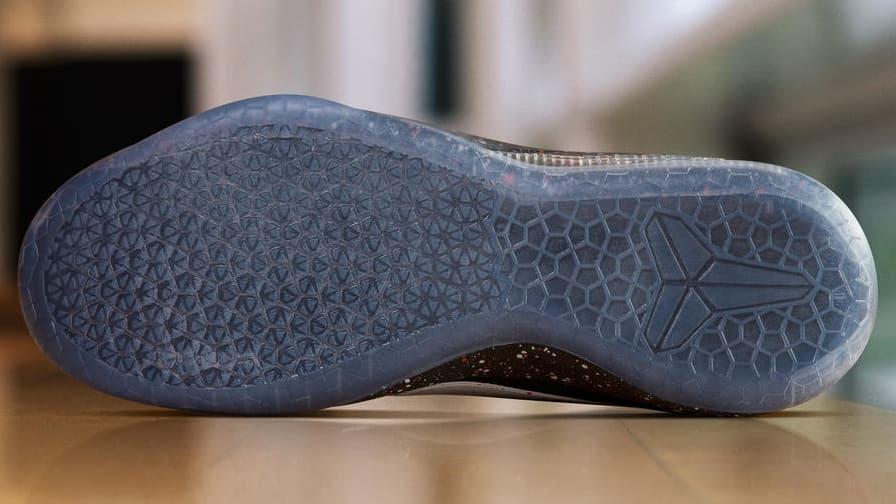 DeMar DeRozan Nike Kobe A.D. PE bottom
