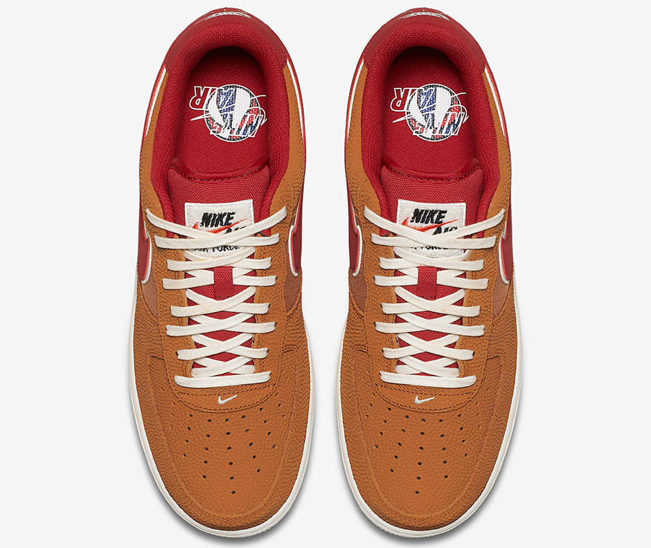 nike-air-force-1-basketball-leather-orange-red-4