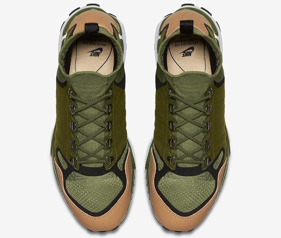 78632c36b84b Image via Nike Nike Zoom Talaria Mid Flyknit