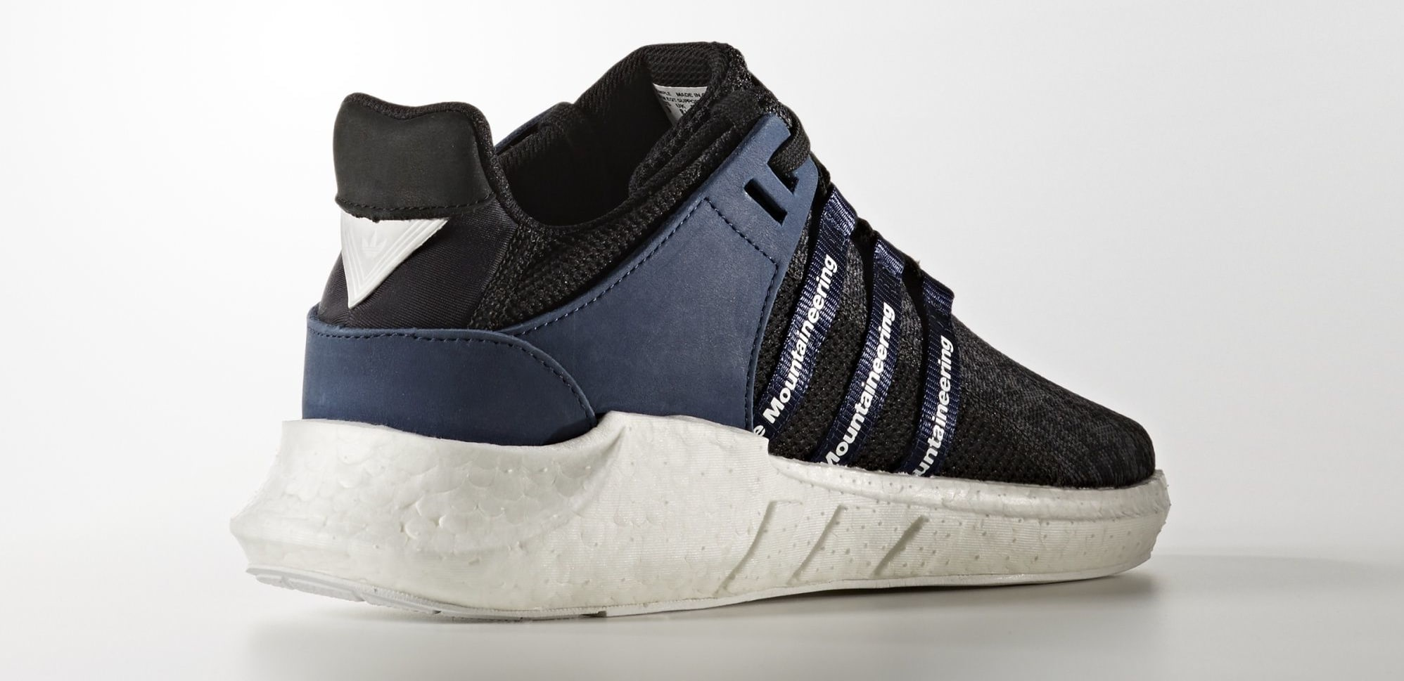half off dcc28 af2af Image via Adidas White Mountaineering x Adidas EQT Support 93-17 heel