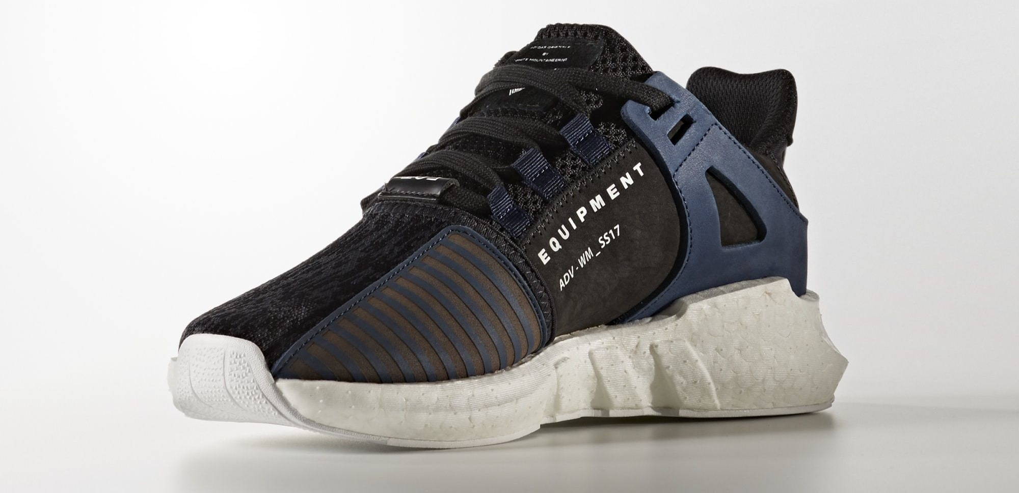 low priced 91bf8 a2c6a White Mountaineering x Adidas EQT Support 93-17 medial