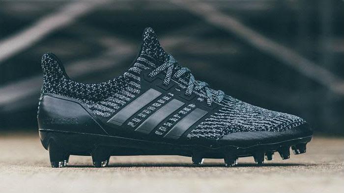 Adidas Ultra Boost Cleat Black Profile Release Date
