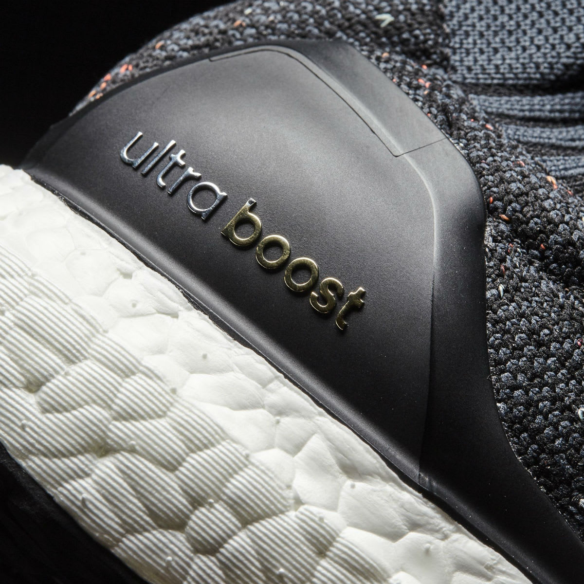 brand new bd7d3 41feb Adidas Ultra Boost Uncaged Black Multicolor Speckle Release ...