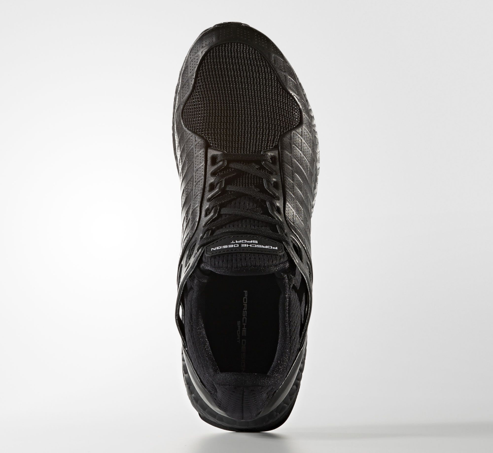 Triple Black Porsche Adidas Ulta Boost BB5537 Top