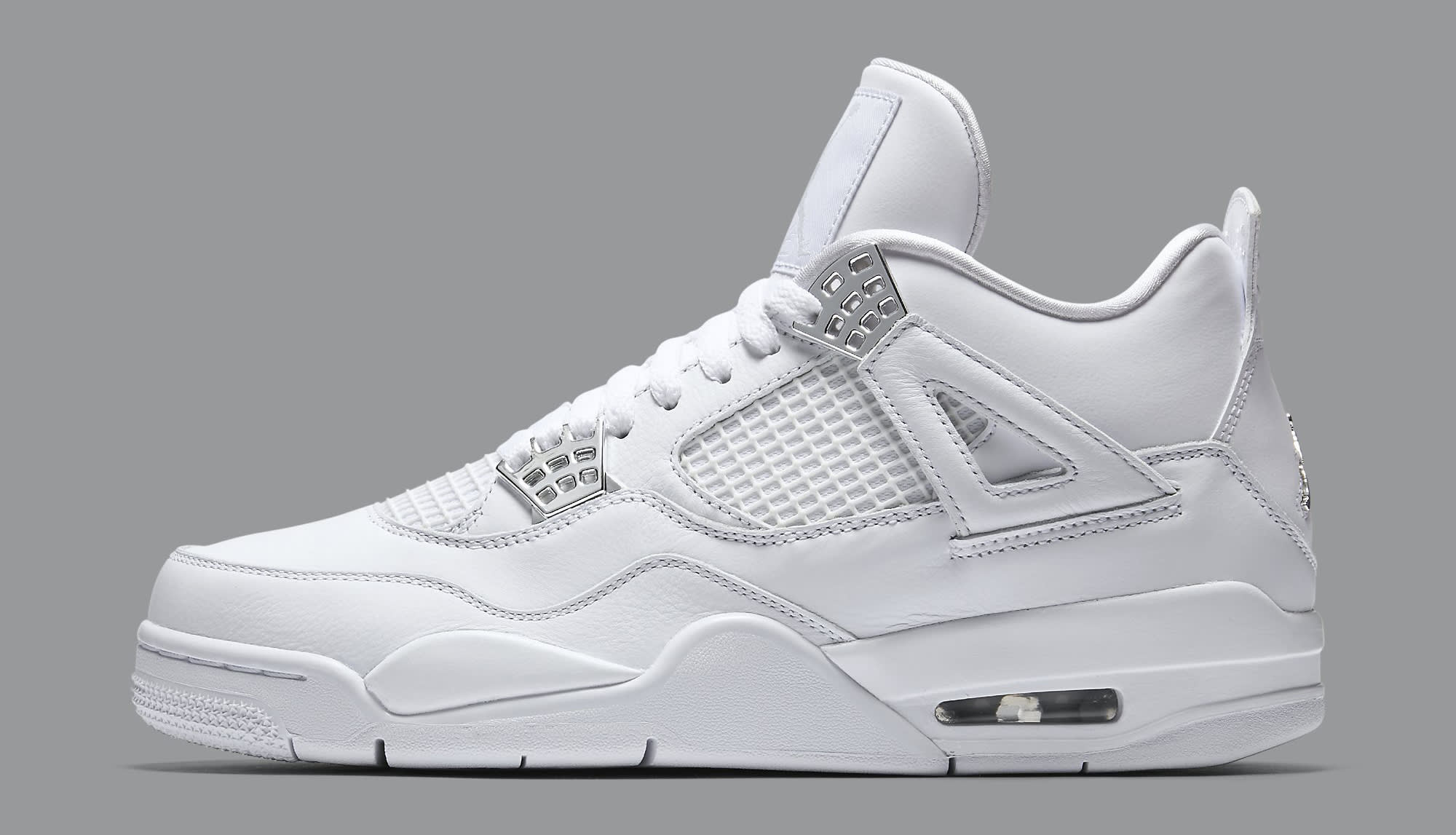meet 0ec5d 761e2 Image via Nike Pure Money Air Jordan 4 308497-100 Profile